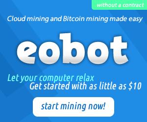 mineração eobot